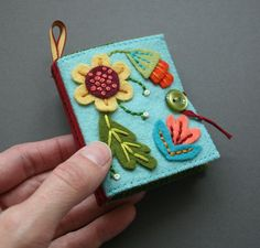 flora needle book No. 2