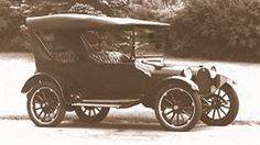 1914 Dodge Brothers Touring Car