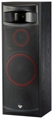 Cerwin-Vega XLS-12 3-Way Home Audio Floor Tower Speaker (Each, Black) Reviews $ 379.00 Home Audio Speakers Product Features Power Capacity: 300 watts (Peak) 12″ Cast Frame High Excursion Woofer 6.5″ Woofer with Fiber Impregnated Cone 1″ Soft Dome Tweeter with Ferro Fluid Frequency Response: 43 Hz – 20 kHz (-3 dB), 37 Hz – 20 kHz (-10 dB) Home Audio Speakers Product Description The most popular […] http://www.speakersstore.com/cerwin-vega-xls-12-3-way-home-audio-f..