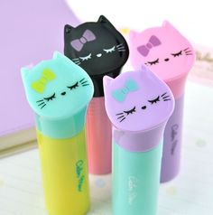 Starlight Cat Correction Tape at CoolPencilCase.com