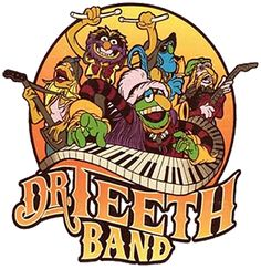 muppets dr teeth and the electric mayhem logo - - Yahoo Image Search Results Elmo, Muppet Babies, The Muppet Show, Miss Piggy, Greatest Adventure, Adventure Time, Kermit The Frog, Jim Henson, Bowser