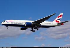 G-YMMH British Airways Boeing 777-236(ER) - Planespotters.net Just Aviation