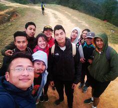 Hike to Lakhuri Bhanjyang  #hike #nepal #travelling #travelling #trip #travelphotography