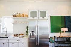 Erinn and Lukas created an elegant, breathtaking kitchen. Click to see the entire remodel!