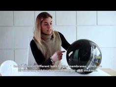 Barbara Maggiolo racconta la speciale lampada  Poc creata per Vetreria Vistosi