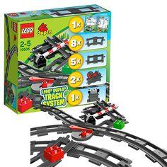 Lego Duplo 10506 Лего Дупло Дополнительные элементы для поезда