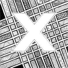 Zentangle X-files