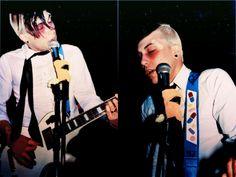 Frank Iero - My Chemical Romance live