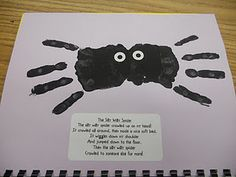Handprint Calendar...  different project to display each month