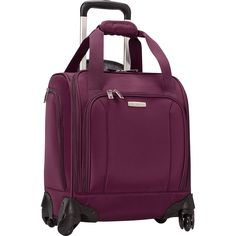 Buy the Samsonite Spinner Underseater with USB Port - eBags Exclusive at  eBags - With its small shape and underseat design a9dd7e992b40f