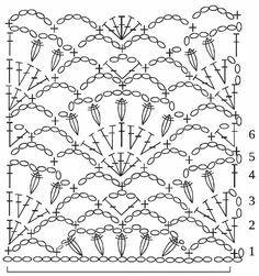 Stylish Easy Crochet: Easy Crochet Lace Wrap for Summer 2 of 2
