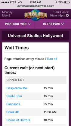 What you don't know about Universal Studios Hollywood could cost you time - and money: Universal Studios Apps