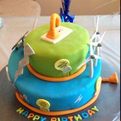 Electricity Cake