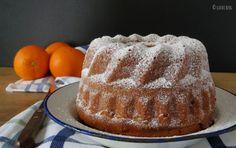 Nonin kuglof s narančom | Slatki Blog