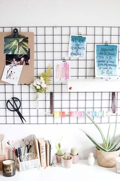 DIY WALL GRID • ZOLEA