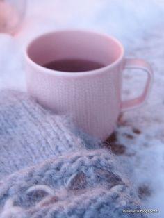 mug mittens winter lapaset harmaa muki vaaleanpunainen