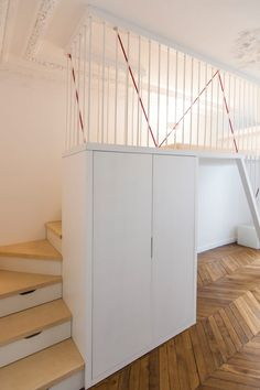 Atelier NMA · Children cabin bed Paris