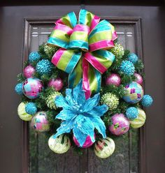 guirnalda2 Especial Navidad: coronas de adviento originales para tu puerta