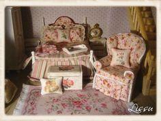 Lissu dollhouse, dollhouse Lissu's Hong Kong house