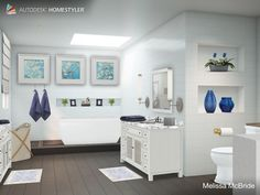 "Check out my #interiordesign ""Blue bath"" from #Homestyler http://www.homestyler.com/designstream/redirector?id=78c70109-0c8d-4227-96c8-8e5ca541c909_type_1&track=ios_share"