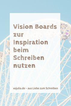 Vision Boards. Inspiration Board. Auf Englisch hört sich das wieder mal irgendwie gut an. Außerdem besteht eine echte Pinnwand aus einer Korkwand oder ähnlichem mit Heftzwecken, aber ein Vision Board kann auch ein großes beklebtes Poster sein, ein Stück alte Tapete, der Begriff ist neutraler. Vision Boards (ich meine in diesem Artikel mit Inspiration Board das gleiche)...Read More »