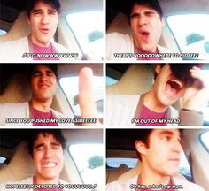 Why do you love Darren Criss?