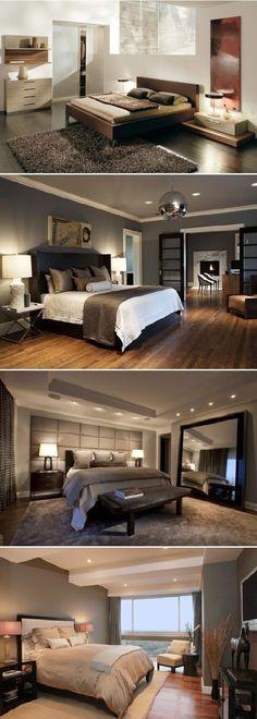 Modern Master Bedroom - modern master bedroom designs that i absolutely adore <3