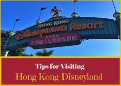 Hong Kong Disneyland is one of the most popular things to do in Hong Kong with kids. Read our Hong Kong Disneyland tips to get the most out of your visit.