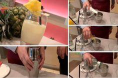 La piña colada, le cocktail des îles par excellence - La Recette