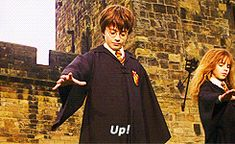 daniel radcliffe harry potter gif