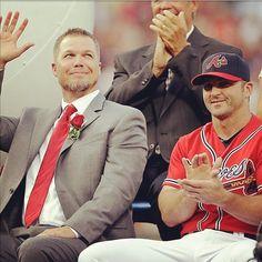 Baseball Stuff, Baseball Cards, Chipper Jones, I Miss Him, Career, Idol, Country, Sports, Hs Sports