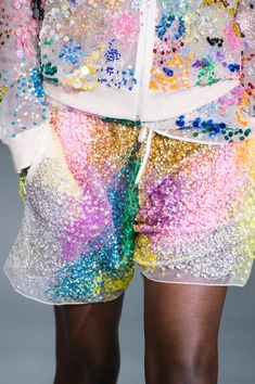 Ashish at London Fashion Week Spring 2016 - Livingly