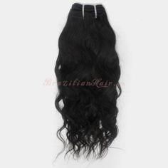 1PCS Brazilian Hair Extensions Natural Loose Wave 100g/pcs