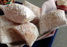 Find out the SECOND place to get beignets in Disney World!