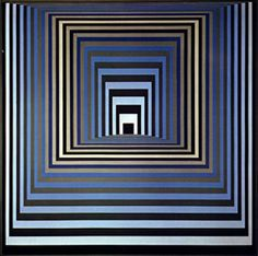 Einstein - (Victor Vasarely) | Victor Vasarely _2 | Pinterest ...
