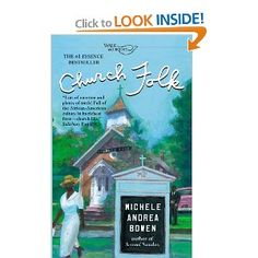 Michele Andrea Bowen - #1 Christian Fiction Author.  Funny and makes you think and pray for today's churchs.