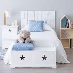 Decoracion Hogar - Comunidad - Google+ Baby Bedroom, Baby Boy Rooms, Girls Bedroom, Bedroom Decor, Baby Decor, Kids Decor, Decor Ideas, Deco Kids, Kid Beds