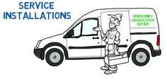 Let Action Door Repair Services Help You With Your Garage Door Problems. We  Have Technicians