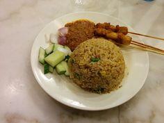 food of Malaysia satay