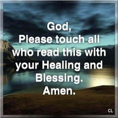 God please touch – love quotes