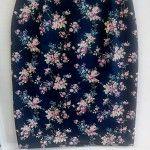 The Reversible Skirt flowers