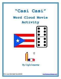 """Liz's lessons FREE! Looking for a fun modern movie to show in your Spanish classes? Show them """"Casi Casi""""!"""
