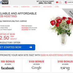 February 2015 Justhost Webhosting Coupons #tumblr #justhost #couponcodes
