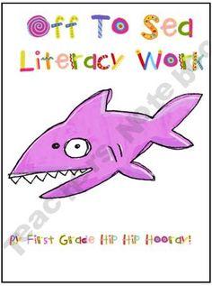 FREE! Ocean...Literacy Activities   # Pin++ for Pinterest #