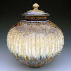 Porcelain Cremation Urns - Bill Campbell Bill Campbell Pottery, Cremation Urns, Wood Turning, Ceramic Art, Glaze, Pots, Polymer Clay, Death, Porcelain