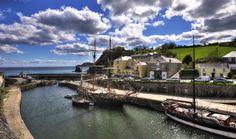 Charlestown, Cornwall (Explored)   Flickr - Photo Sharing!