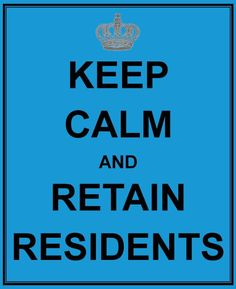 #KeepCalm and #retain #residents | EasyWayApartments.com