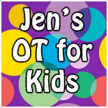 Blog from an OT with ideas for the classroom