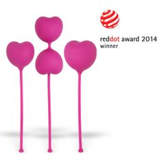 Holiday Toys: Lovelife Flex Kegel Weights by Bedroom Kandi