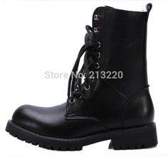Homme femme lovers soldat militaire conception bottes de Combat bottes de randonnée d'hiver en cuir chaud bottes mode Hot vente dans Bottes pour femmes de Chaussures sur AliExpress.com   Alibaba Group